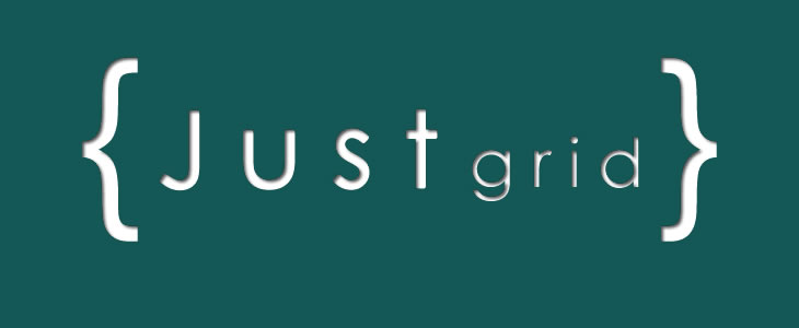 Just Grid | Just Creative | Tamworth Web Design